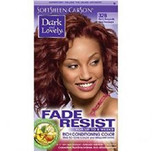 Dark and Lovely Fade Resist Rich Conditioning Color - Berry Burgundy